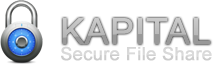 Logo Kapital Secure File Share